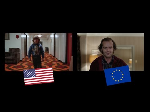 Kubrick's The Shining - Danny Torrance is a Love Child? - US version vs. European version