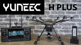 The Yuneec Typhoon H Plus Complete Overview & Review Part 1- Craft & ST16 Spec