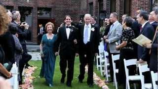 Daniel and Erica's Wedding