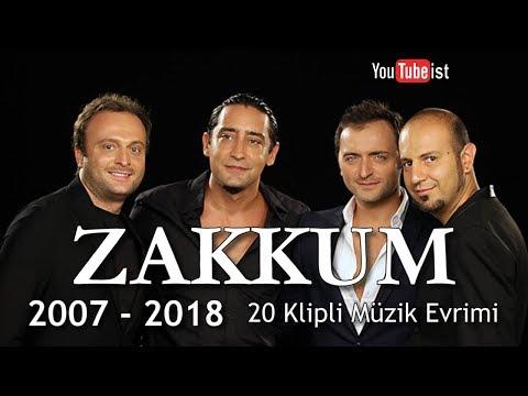 🎧 ZAKKUM Müzik Evrimi | 2007 - 2018 Youtubeist