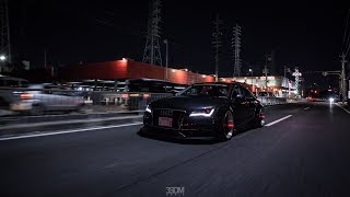 Liberty Walk Audi S7 | 3SDM Alloy Wheels