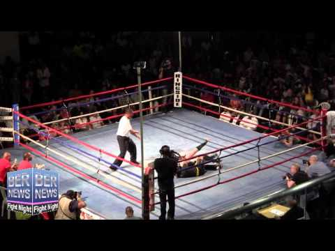 Talia Iris vs Shelby Marchand At Fight Night, April 5 2014