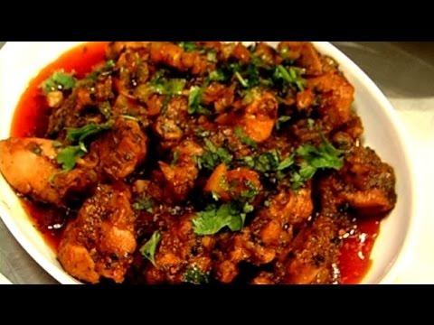 Chilli Chicken Recipe In Tamilspicy Red Chilli Chicken Youtube