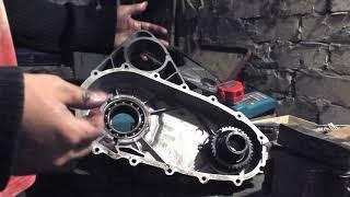 видео Раздаточная коробка на УАЗ Патриот: диагностика и ремонт