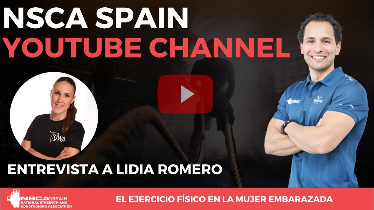 NSCA SPAIN: La importancia del ejercicio físico en la mujer embarazada, con Lidia Romero.