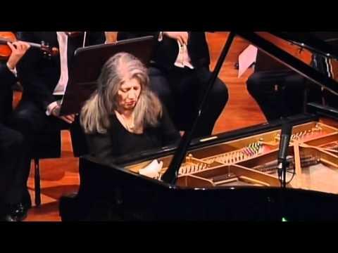 Prokofiev Piano Concerto No.3, Mov.1 by Argerich, Sokhiev, RAI-NSO (2008)