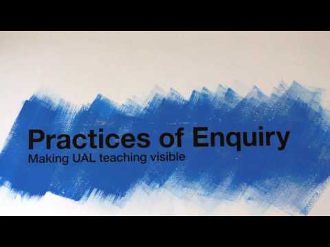 Practices of Enquiry