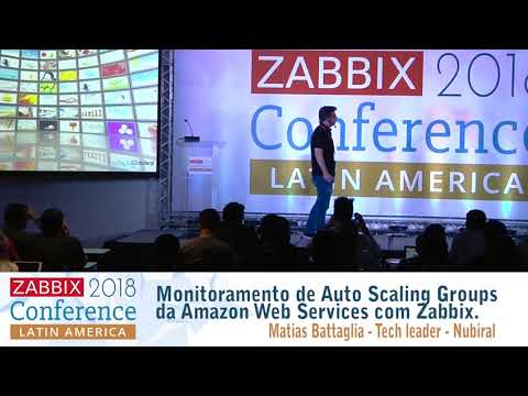 Matias Battaglia - Monitoring of Amazon Web Services Auto Scaling Groups with Zabbix