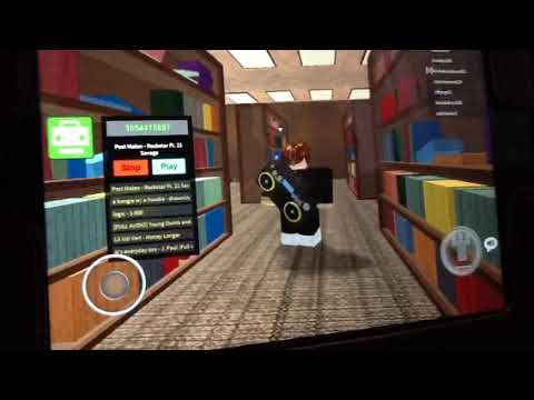 Rockstar Song Id On Roblox