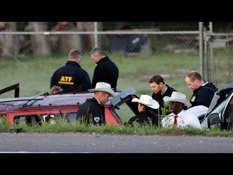 Austin bombing suspect blew himself up