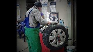 Audi Q7 Какие выбрать зимние шины