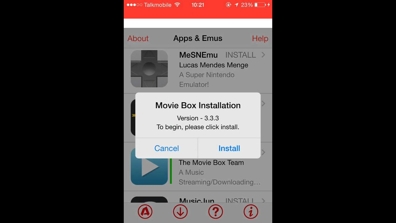 how to download moviebox without jailbreak
