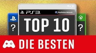 TOP 10 ► Die besten Spiele für die PS3 (auch auf PS4?)