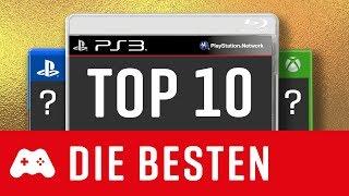 Die besten Spiele für die PS3 (auch auf PS4?) ► TOP 10