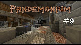 [Minecraft 1.8] Pandemonium #9: NSA-Suche (Suffixbäume) und eine Schmiede