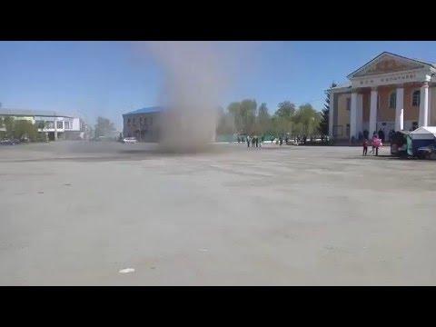 Торнадо Зауралье - YouTube