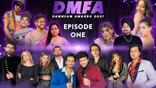 DMFA AWARDS 2021✨EP 1 | DAMNFAM |