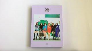 ♡Unboxing (G)I-DLE (여자)아이들 1st Mini Album I AM 아이앰♡