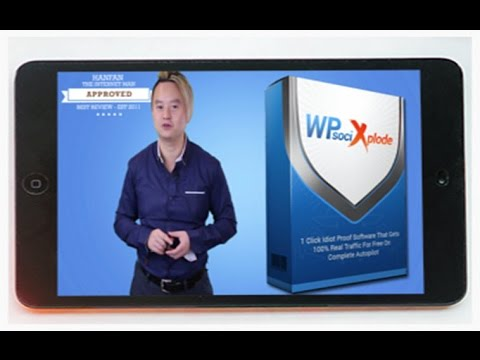WP SociXplode Review - get *BEST* Bonus and Review HERE!!!... :) :) :). http://bit.ly/2zkG6bc