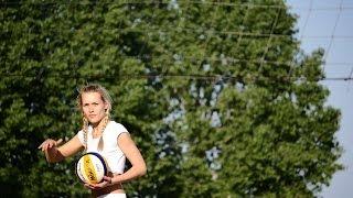 споРТ: Как играть в пляжный волейбол