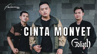 Video Goliath - Cinta Monyet download MP3, 3GP, MP4, WEBM, AVI, FLV Agustus 2017