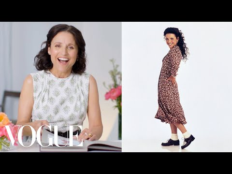 Julia Louis-Dreyfus Explains 9 Looks From Seinfeld to Veep  Vogue