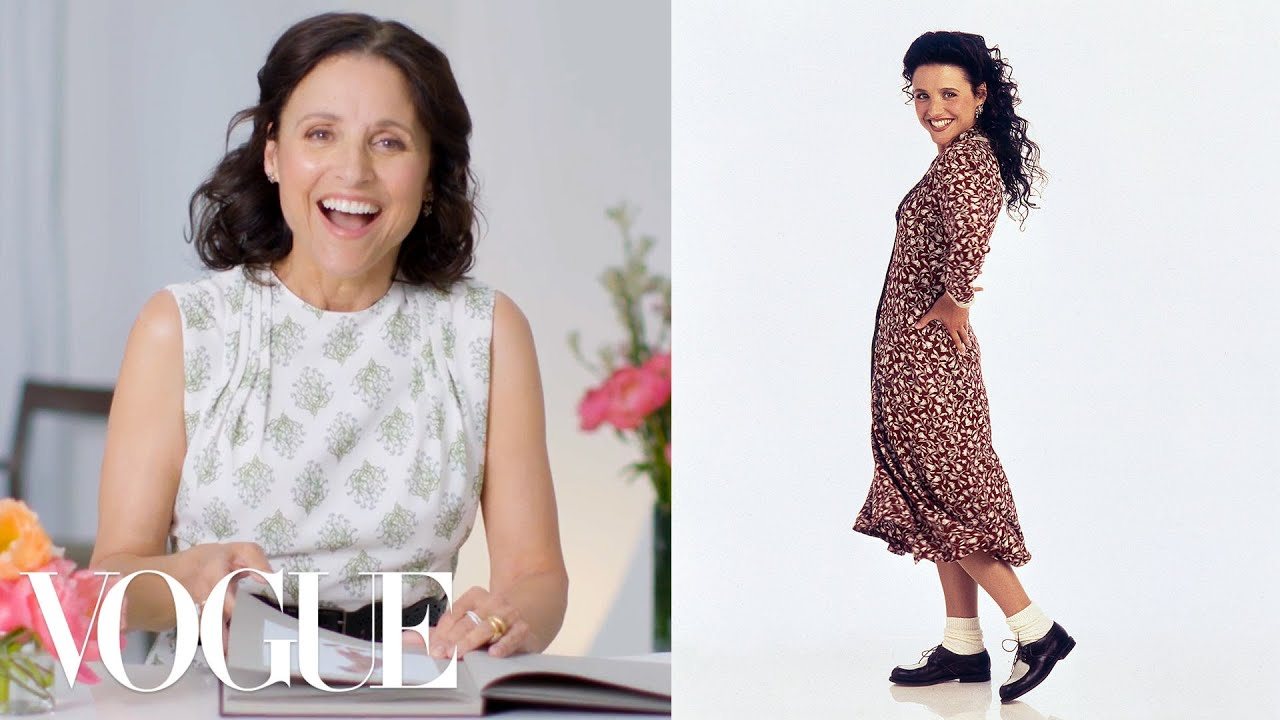 Download Julia Louis-Dreyfus Explains 9 Looks From Seinfeld to Veep   Life in Looks   Vogue