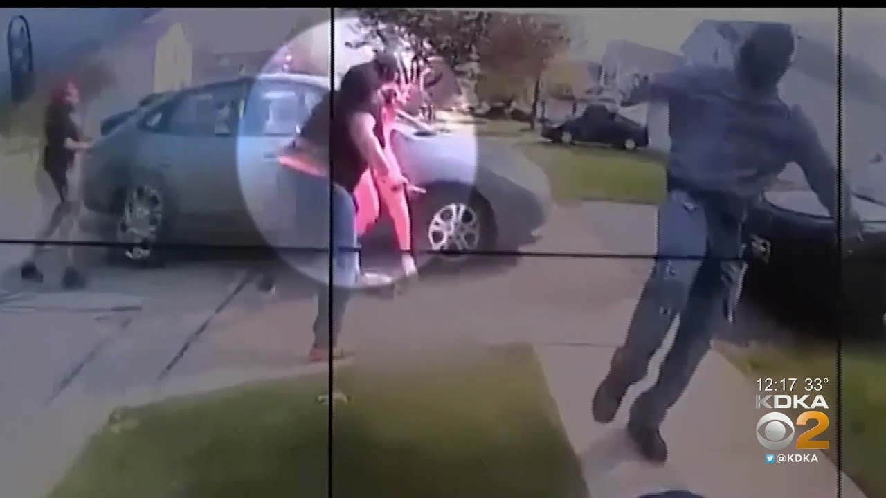 Columbus Police Release Body Cam Footage Of Teen's Shooting