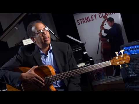 The SWR Interview with Stanley Clarke - Part One