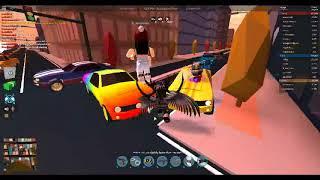 Very First Video Ever/Roblox JailBreak