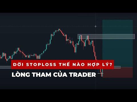 Dời STOPLOSS thế nào hợp lý?  & LÒNG THAM của Trader