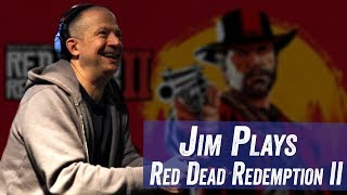 Jim Plays Red Dead Redemption II - Jim Norton & Sam Roberts