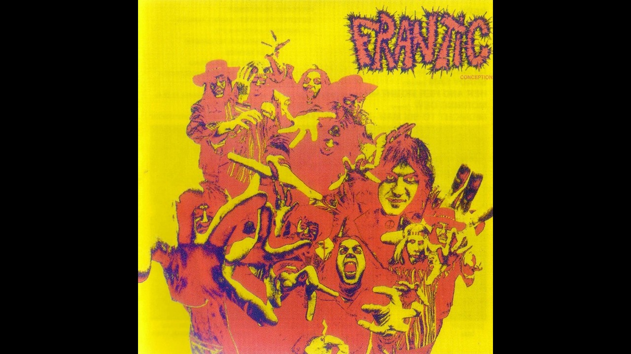 frantic conception full album 1970