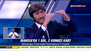 % 100 Futbol TM Akhisarspor - Fenerbahçe 29 Eylül 2017