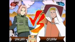 Naruto Ultimate Heroes Mugen *Remake!*