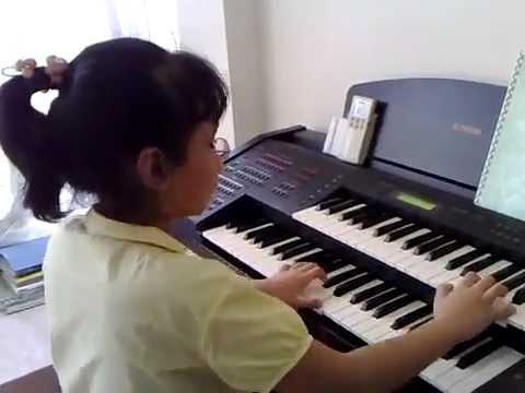 [Neokid Student] Phạm Xuân Phương Khanh Electone liên khúc nhạc phim Kill Bill