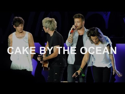 ONE DIRECTION - CAKE BY THE OCEAN