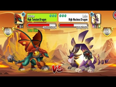 Dragon City - Fighting Battle + Leagues 271 [Full Missions & Fight 2016]