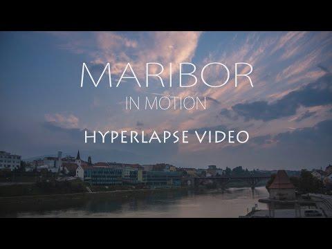 Discovering Maribor | Hyperlapse video