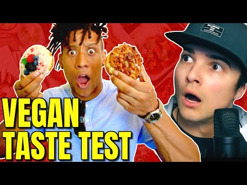 YouTubers Go Vegan w/ Christian Pierce, Mikey Bolts, Dominique Columbus and more!