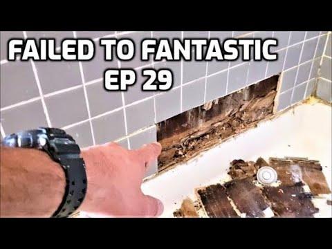 Failed to Fantastic Part 1 Bath & Shower Tile Ideas EP 29