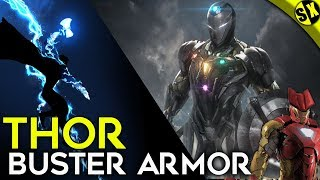 This Ironman Armor Can Deafeat Thor | Thor Buster Armor | Ironman Vs Thor Explained in hindi