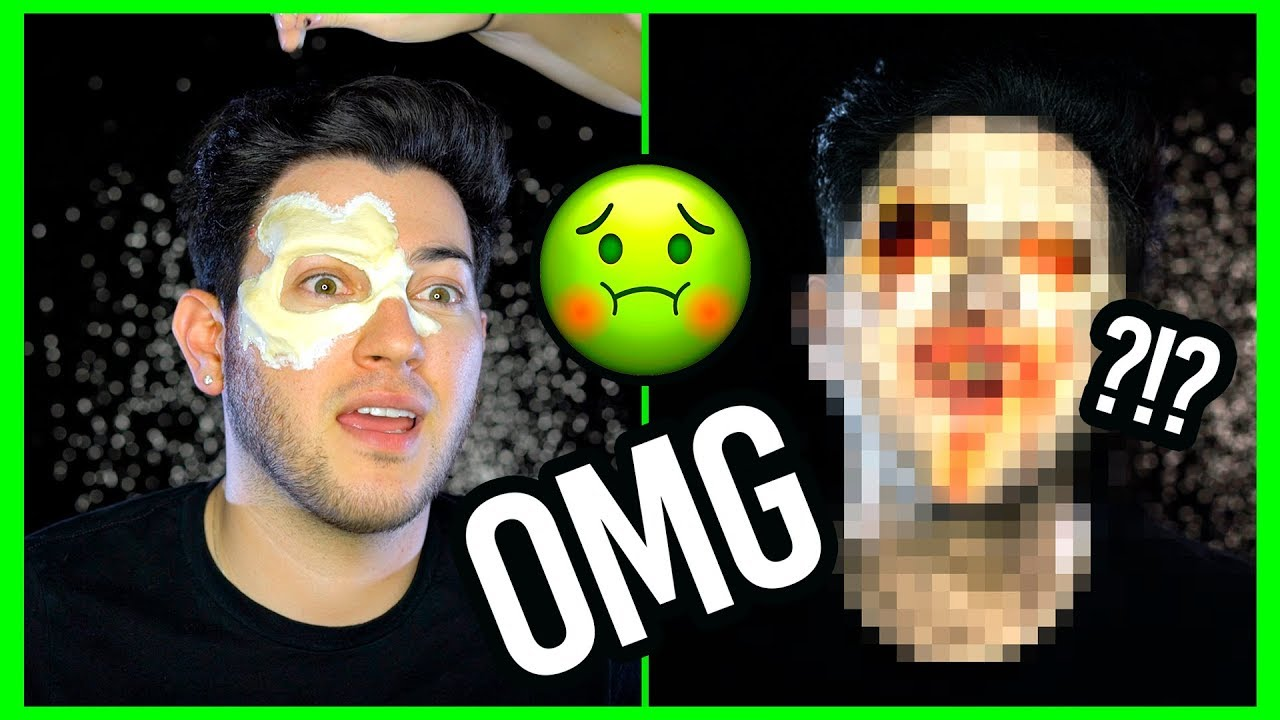 turning-mannymua-into-a-zombie
