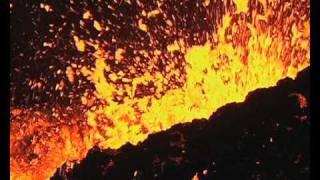 Eruption Piton de la Fournaise 14 octobre 2010