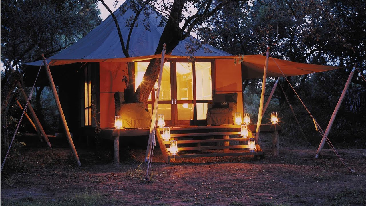 Ngala Tented C& ved Kruger National Park & Ngala Tented Camp ved Kruger National Park - YouTube