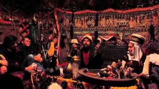 Удивительная история про киргизского акына и эпос Манас от К.Куксина