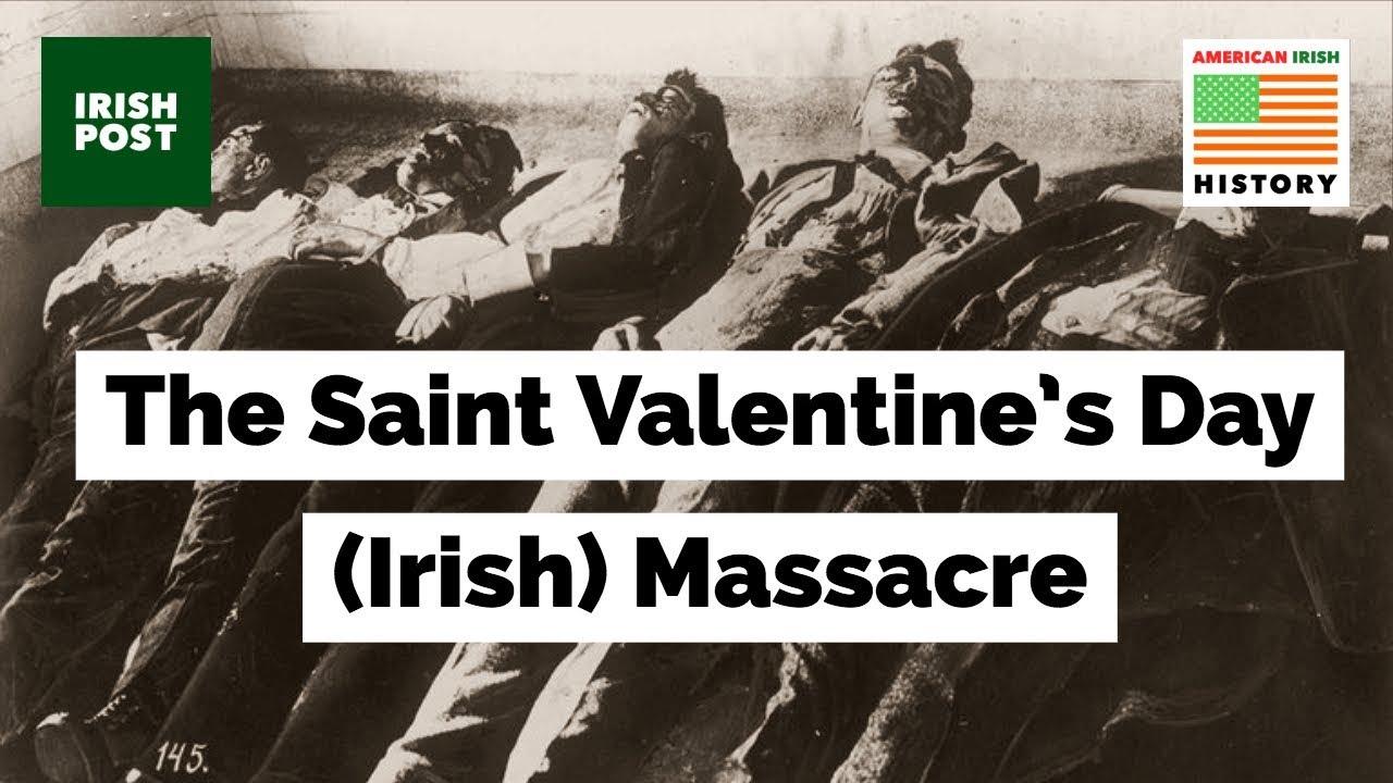 Saint Valentine S Day Massacre Al Capone George Bugs Moran And