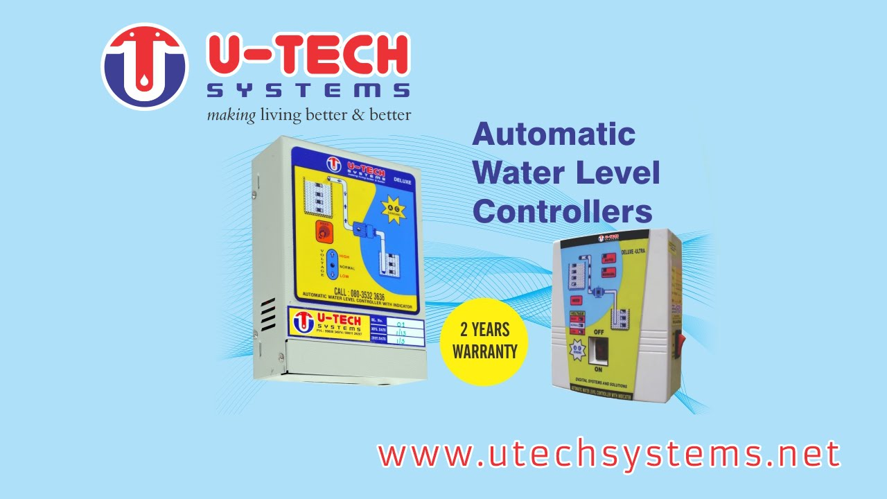 Automatic Water Level Controller manufacturers Bengaluru