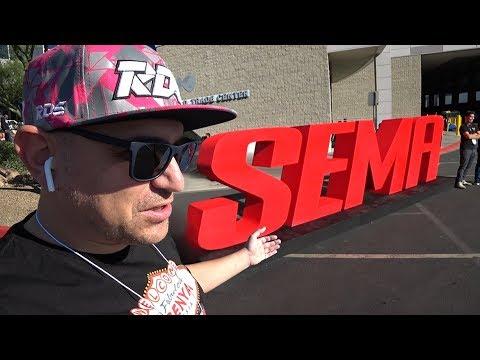 SEMA Show 2019 // часть 1