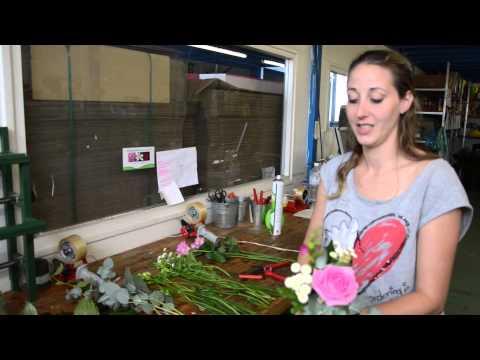 Interview Audrey : Fleuriste au BOUQUET DE FLEURS